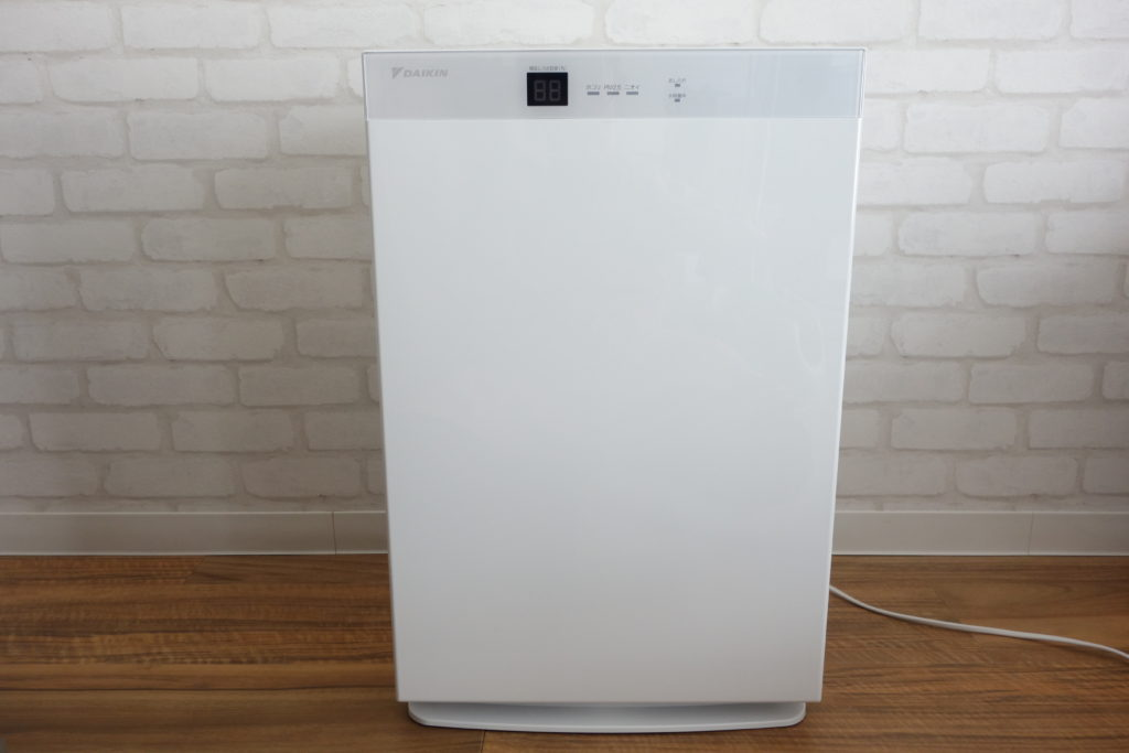 ダイキン加湿ストリーマ空気洗浄機MCK70T