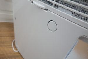 コロナ除湿機は排水ホースをつけることもできる