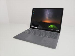 Surface Laptop 3 の外観