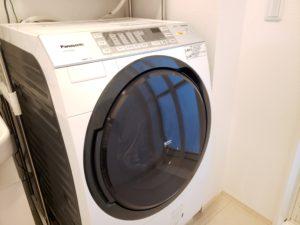 パナソニックのドラム式洗濯機
